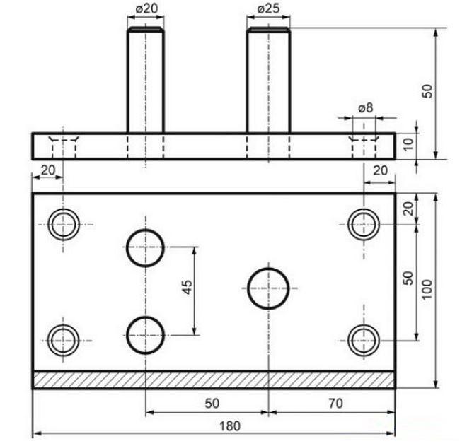 схема трубогиба для арматуры своими руками